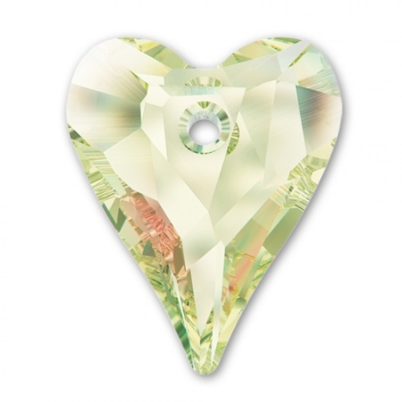 Wild Heart Pendant Luminous Green