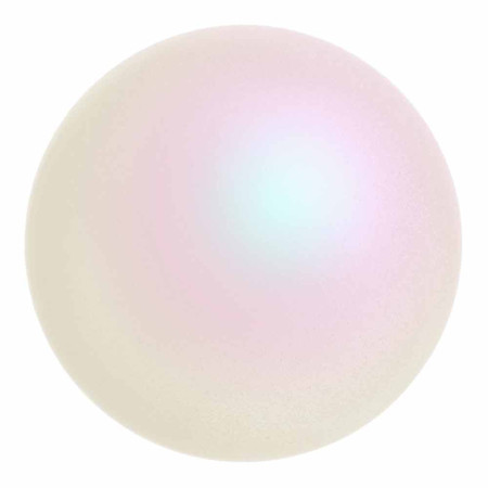 Perle Swarovski 6 mm Pearlescent White