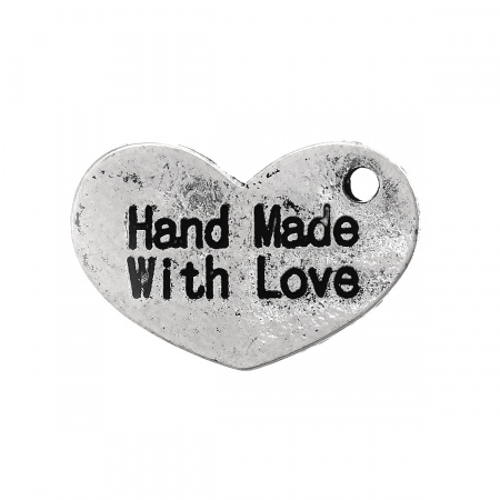 Charm Hande Made with love