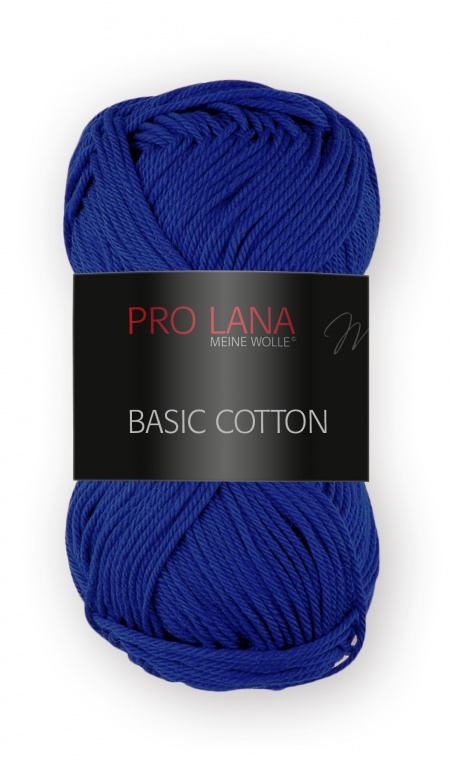 Basic Cotton colore 54 Blu reale  Hover
