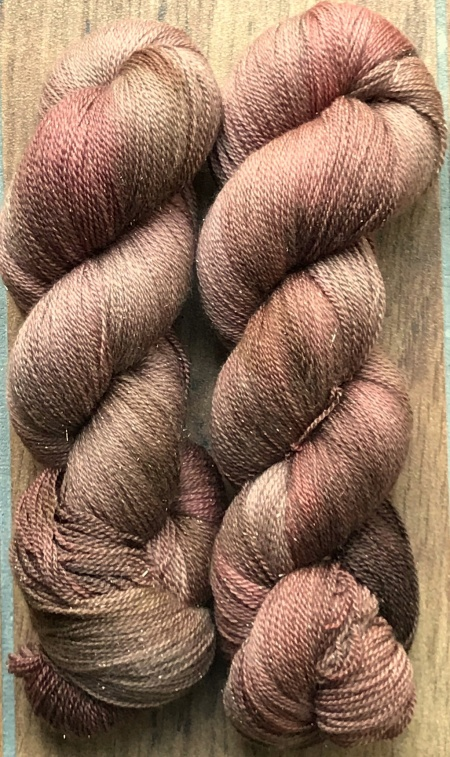 Stellina Lace Uabstyle colore Milk chocolate