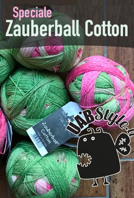 Zauberball Cotton by Schoppel Wolle - Cotone di qualità